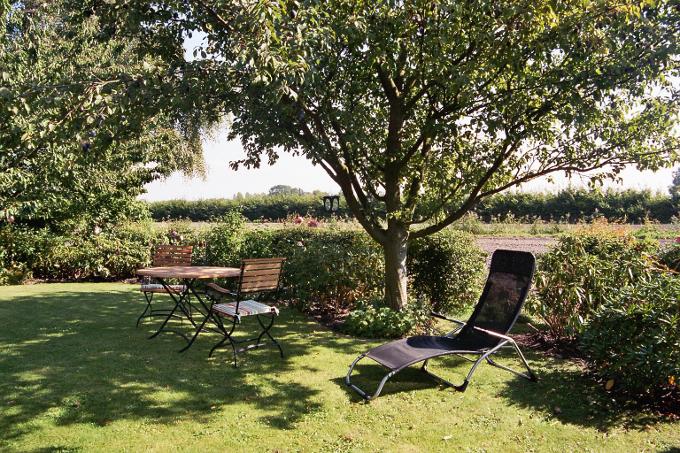 Entspannen im Garten